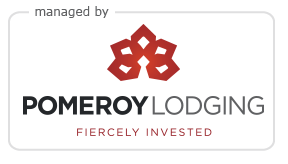 Managed by Pomeroy Lodging