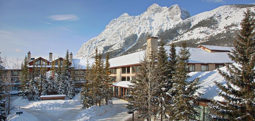 Winter lodge 2